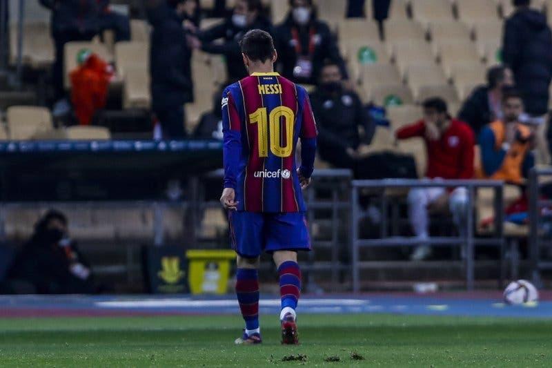 Lionel Messi no renovará por el Barcelona