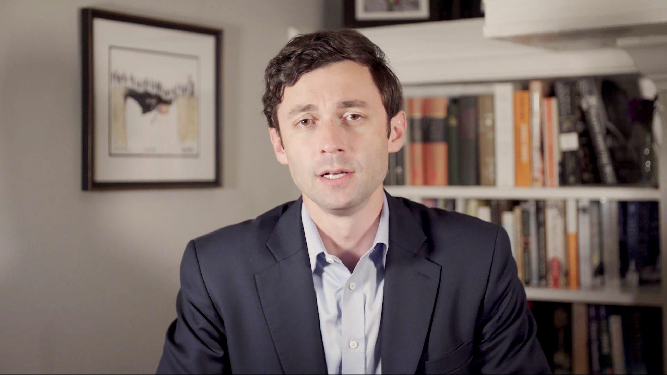 Los demócratas ganan el segundo escaño de Georgia y controlarán el Senado