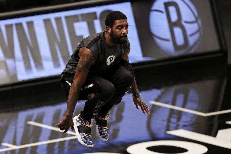 De vuelta con los Nets, Irving dice que necesitaba 'respiro'