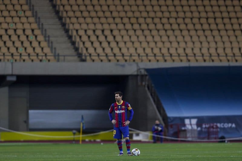 Lionel Messi convocado para la Copa del Rey