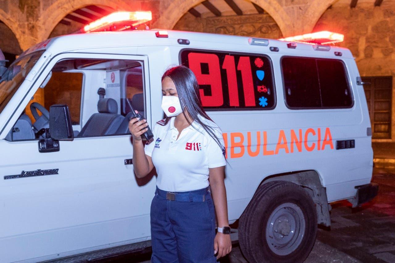 Sistema 9-1-1 informa emergencias de fin de año disminuyeron 8%