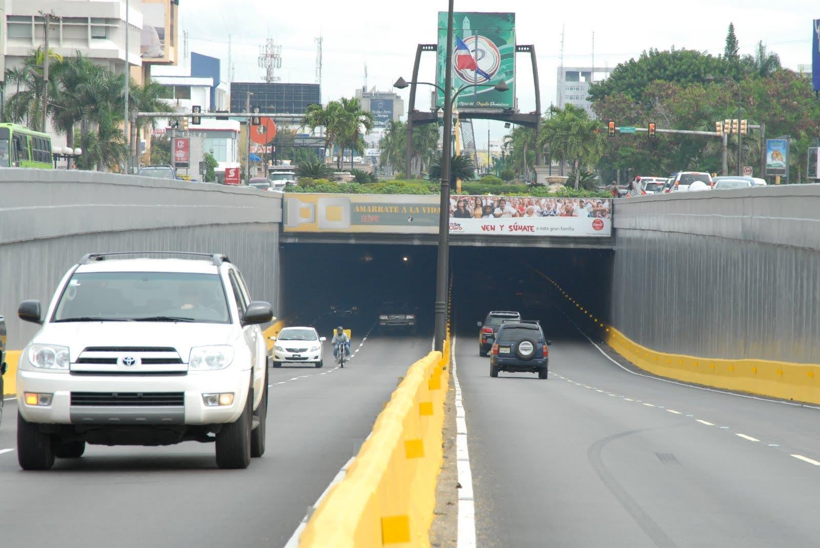 Obras Públicas cerrará a partir de hoy elevados y túneles por mantenimiento