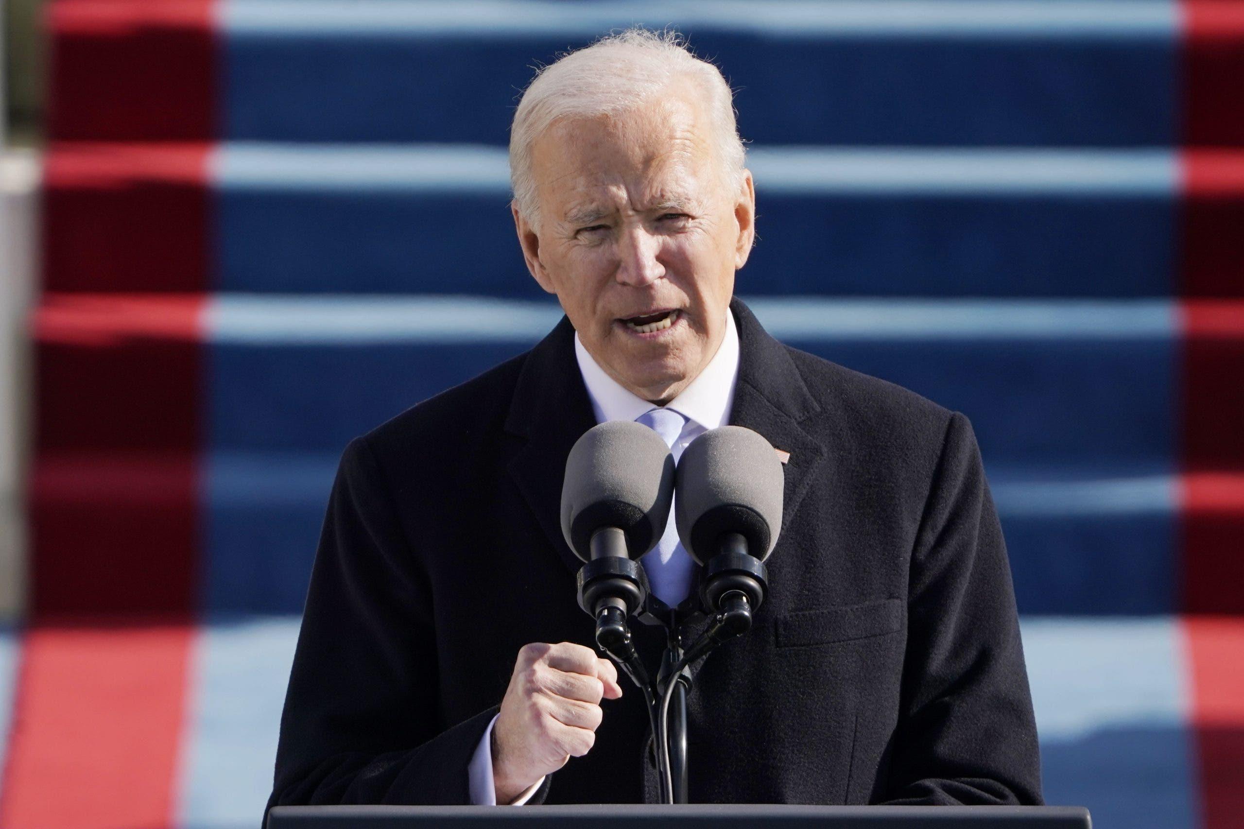 Biden revoca veto de Trump a los transgénero en las Fuerzas Armadas de EEUU