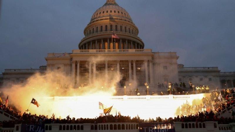 Qué significa lo ocurrido en el Capitolio para la imagen de EE.UU en el mundo