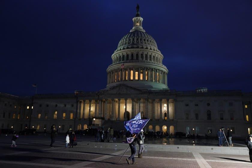 Líderes mundiales en conmoción por caos en Capitolio de EEUU