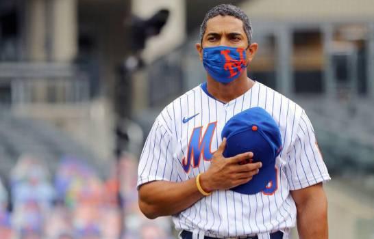 El dominicano Luis Rojas encabeza de nuevo el cuerpo técnico de los Mets