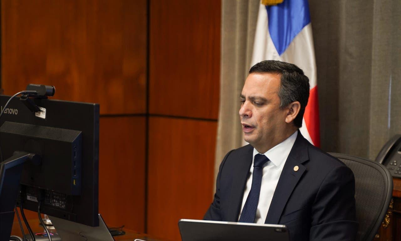 Presidente de la SCJ asegura que abogados formados en virtualidad terminarán de modificar sistema de justicia