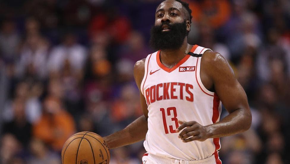 Fuentes: los Rockets de Houston  cambian a James Harden a los Brooklyn Nets
