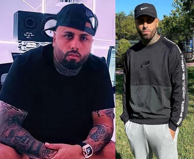 Nicky Jam revela en las redes sociales que perdió 22 kilos de peso