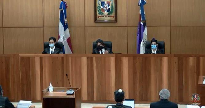 Tribunal ordena suspender la transmisión en vivo de la audiencia Odebrecht