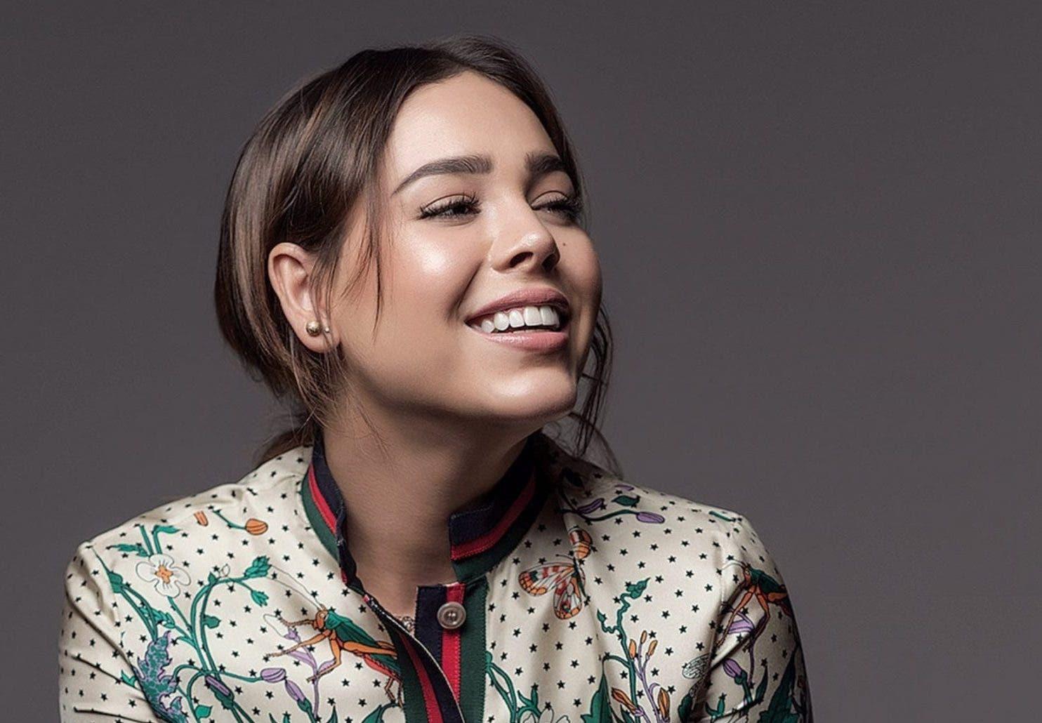 """Danna Paola publicó su álbum """"K.O."""" con una gran historia detrás"""