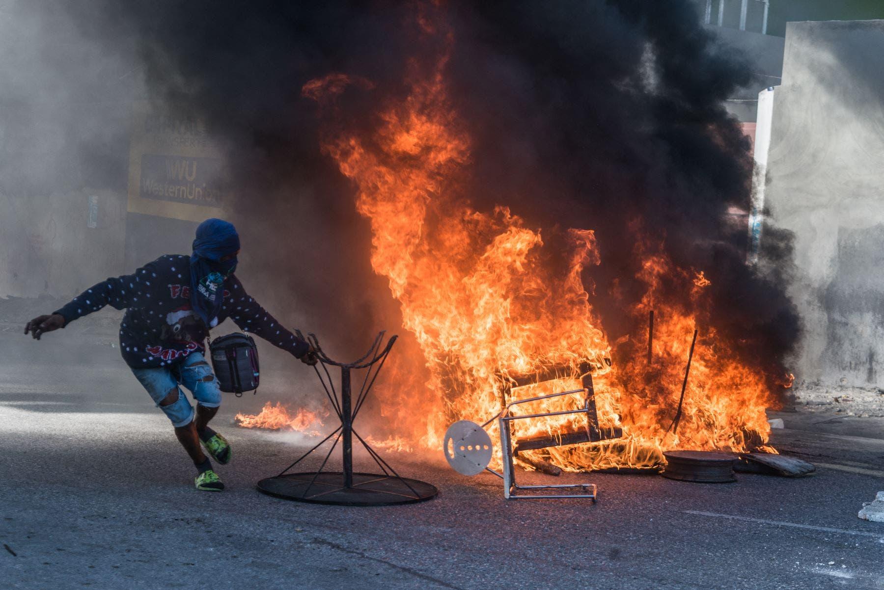 Hartazgo en Haití por secuestros indiscriminados saca a la gente a la calle