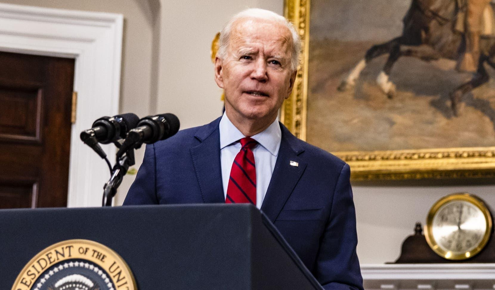 Biden avanza plan de rescate por 1,9 billones de dólares
