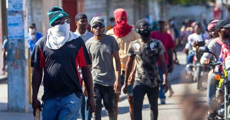 Secuestros son pan nuestro de cada día en Haití