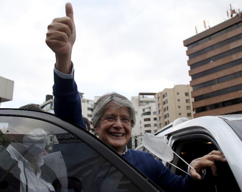 Ecuador escoge el poder entre  Arauz y Lasso