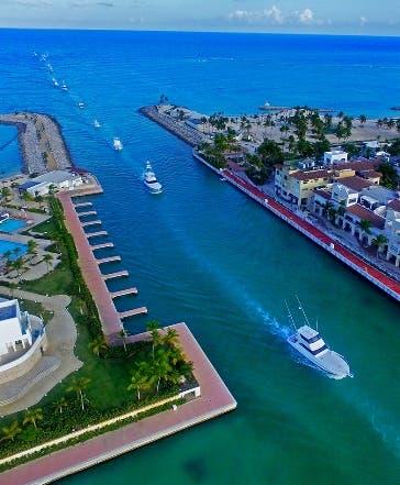 Marina Cap Cana, No. 1 del mundo para hacer pesca