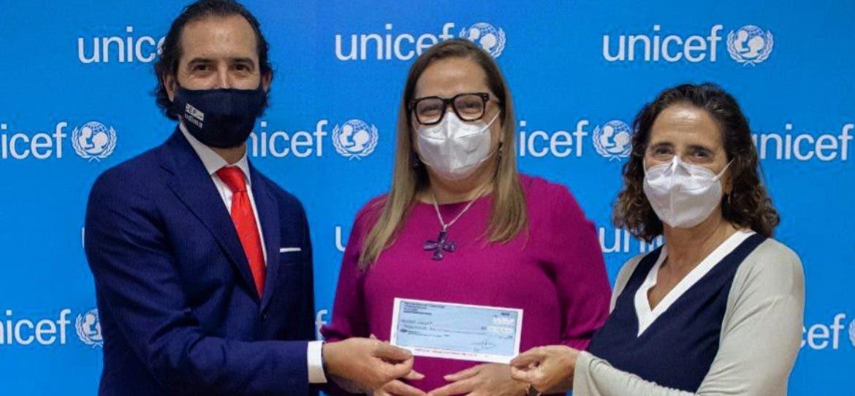 Entidad invierte 50,000 euros en causas sociales