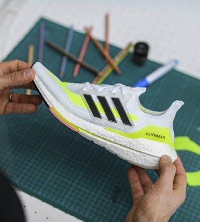 Adidas  da a conocer sus  nuevas zapatillas