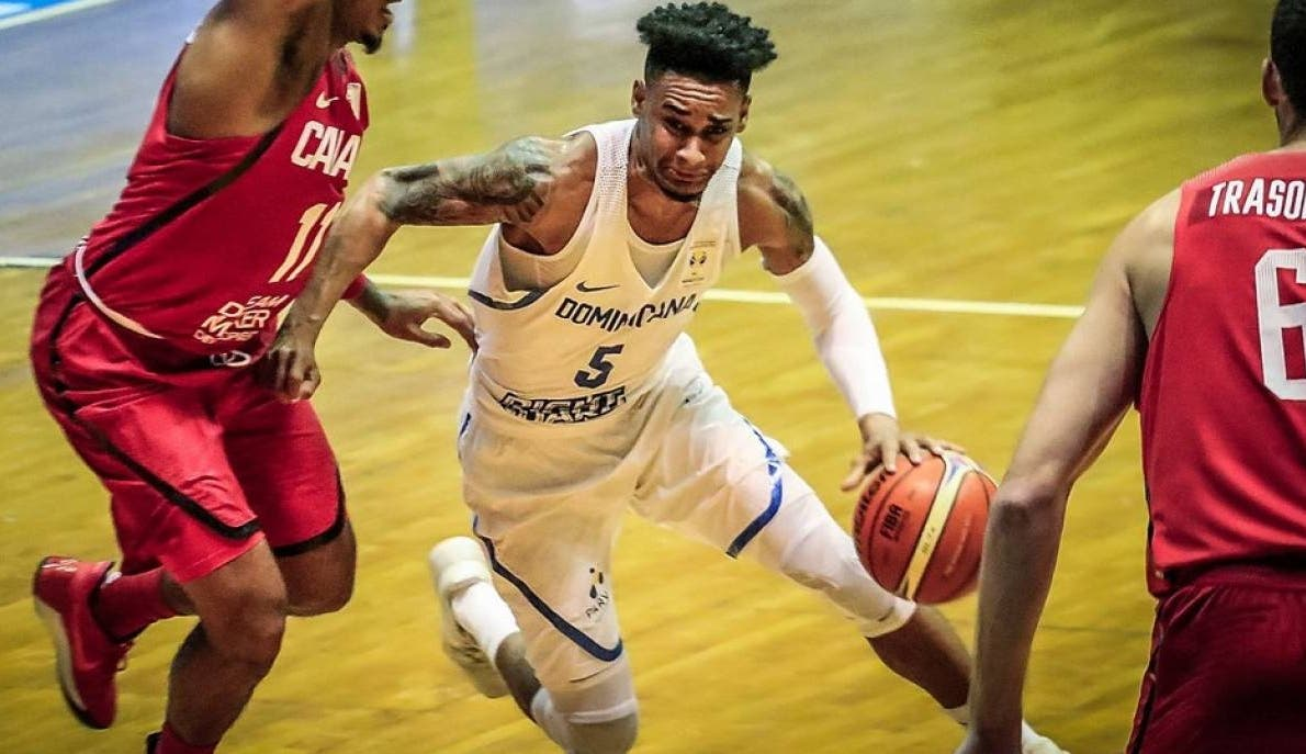 Víctor Liz, otra vez con RD al clasificatorio FIBA