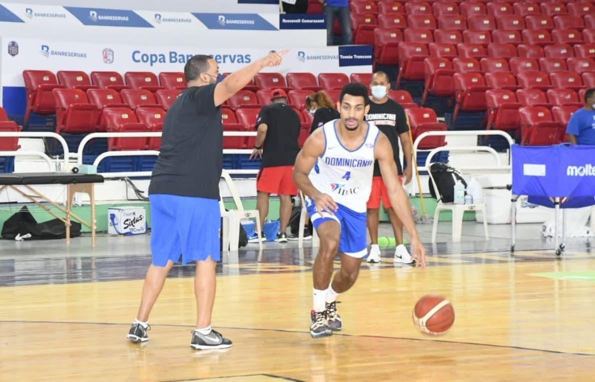 Velocidad, arma RD clasificatorio FIBA