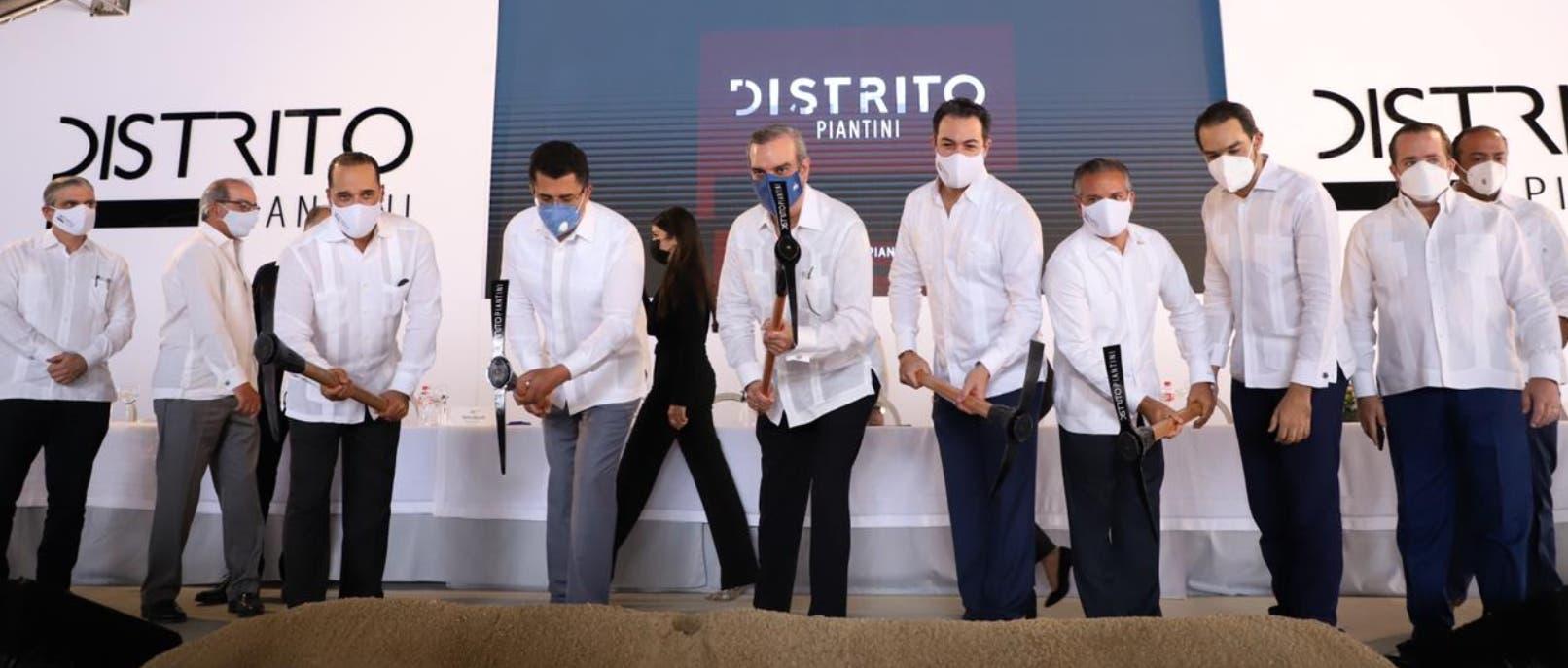 Abinader asegura Gran Santo Domingo cambia