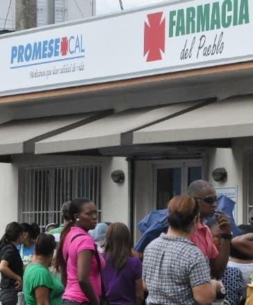Promese asume compra de los medicamentos de alto costo