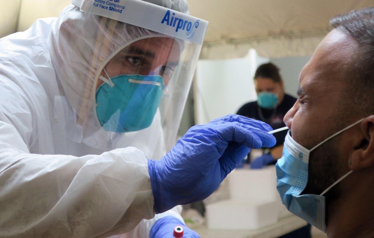 Salud Pública reporta cuatro fallecimientos y 216 casos nuevos de coronavirus
