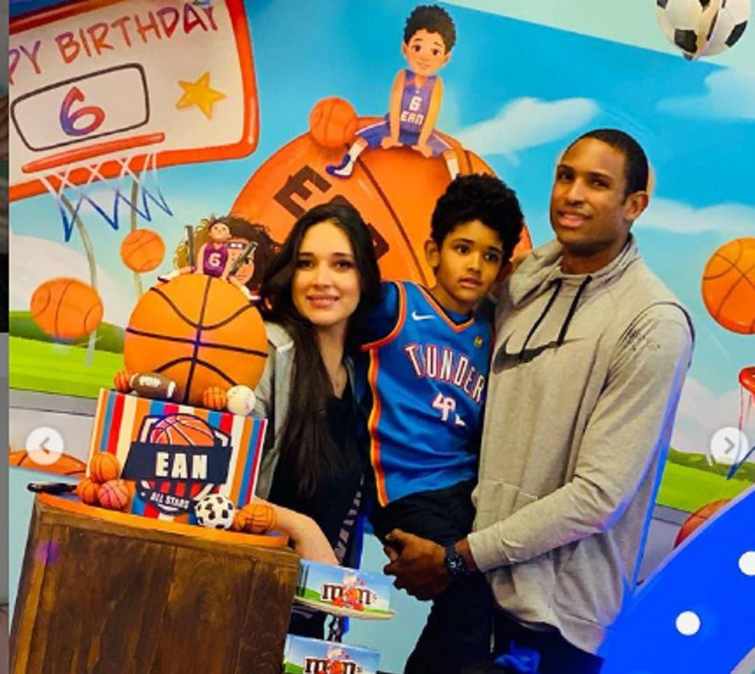Amelia Vega celebra el cumpleaños 6 de su primogénito Ean