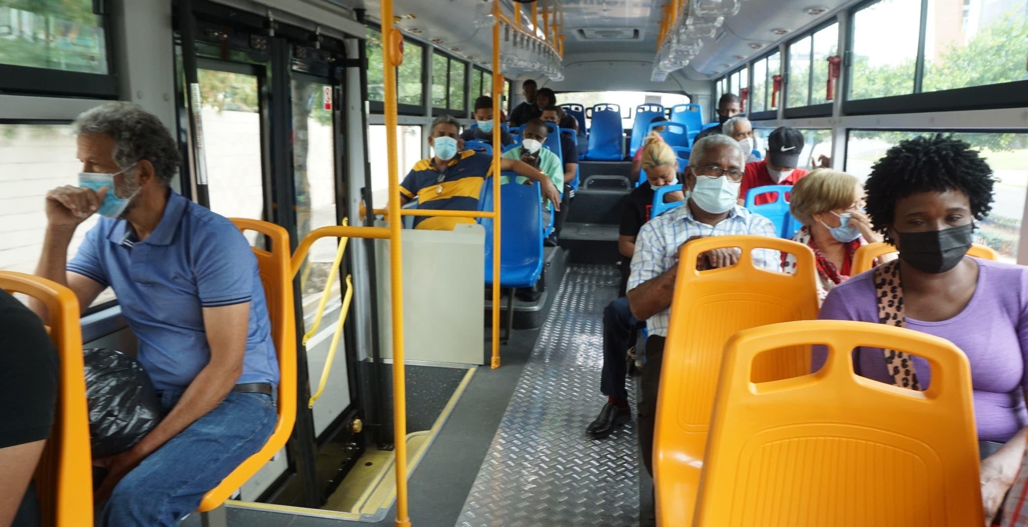 El sistema de transporte público marcha camino a ser transformado