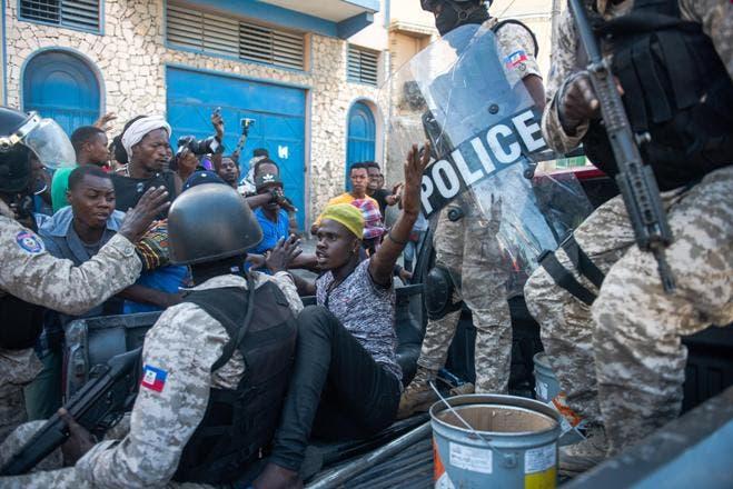 Autoridades haitianas mantienen negociaciones para liberar a los secuestrados