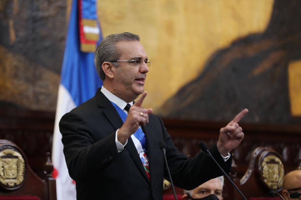 Discurso de Rendición de Cuentas del presidente Luis Abinader ante la Asamblea Nacional, 27 de febrero de 2021