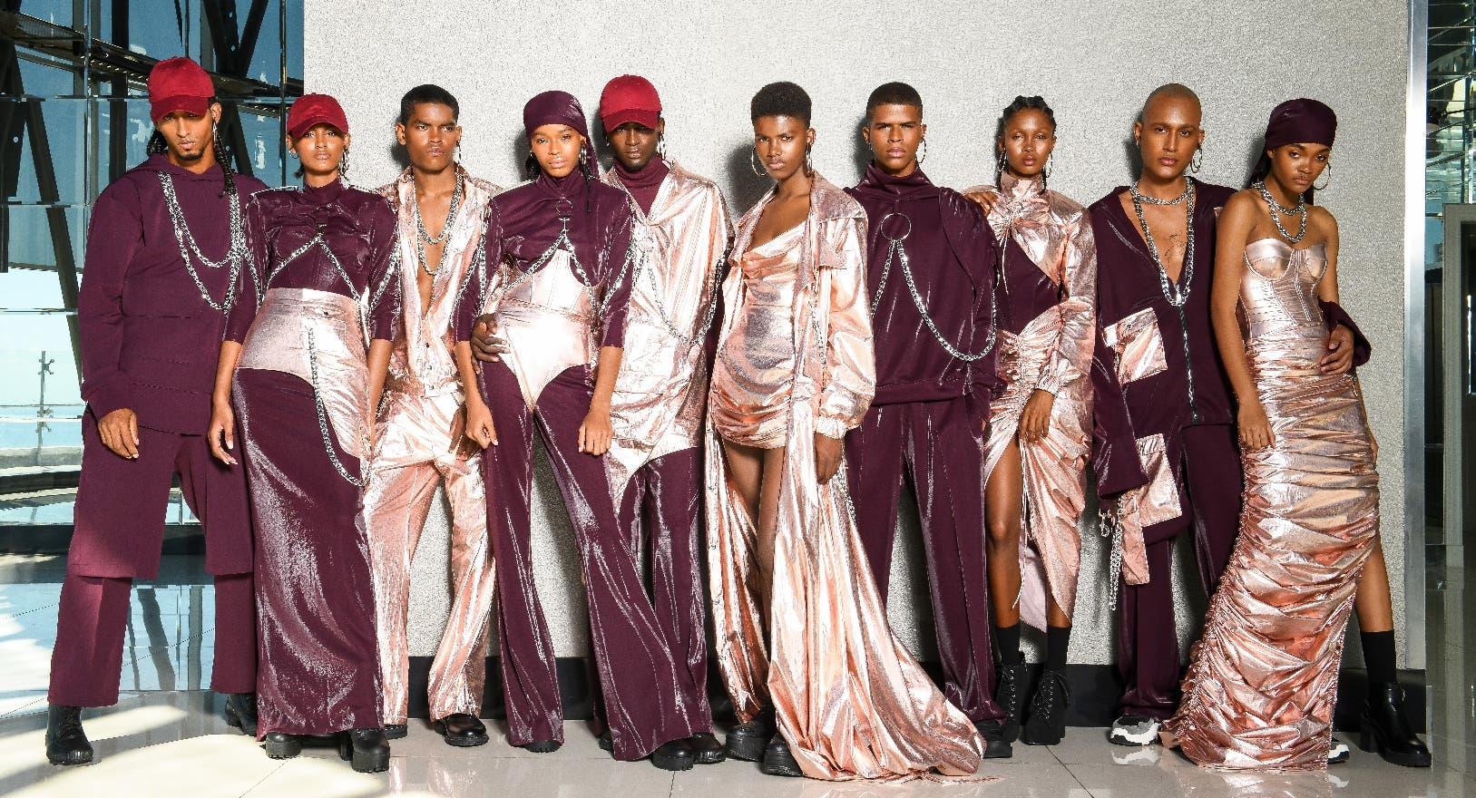 """Criollo Keyther Estévez dice que  """"hoy en día la ropa no tiene género"""""""