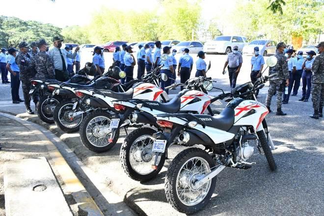 Dejan en funcionamiento la Policía Auxiliar en el Parque Mirador Norte