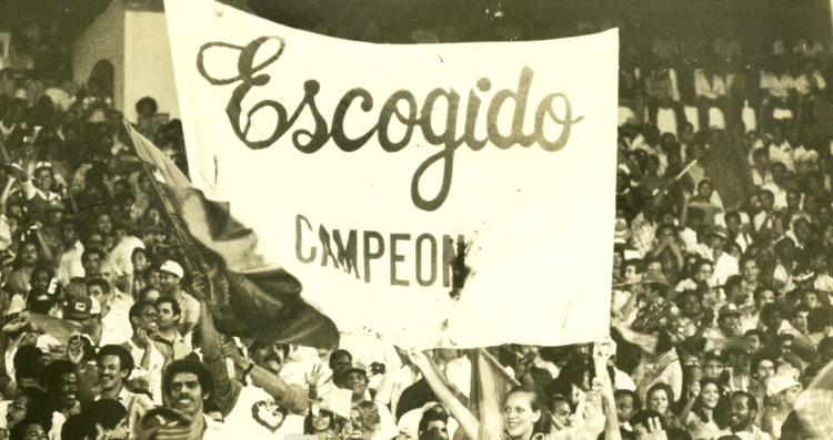 100 años del Escogido incluyen campeonatos memorables