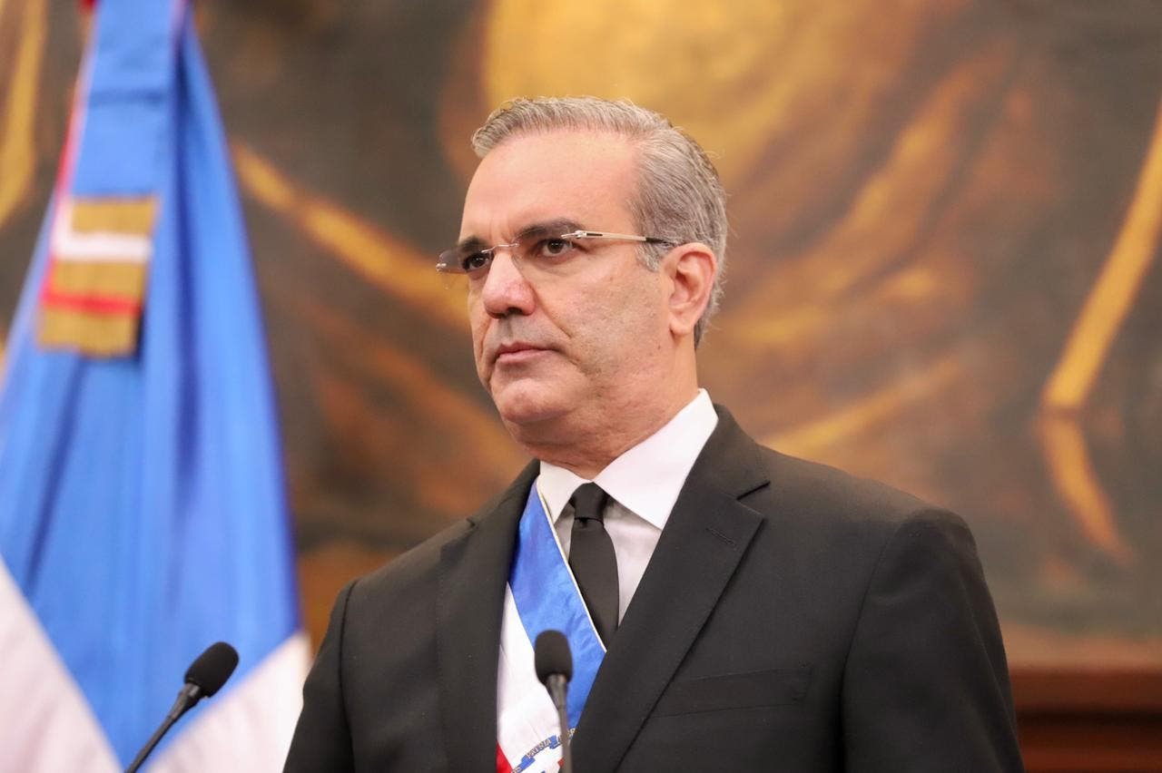Abinader: «República Dominicana cuenta con una justicia independiente y sin impunidad»