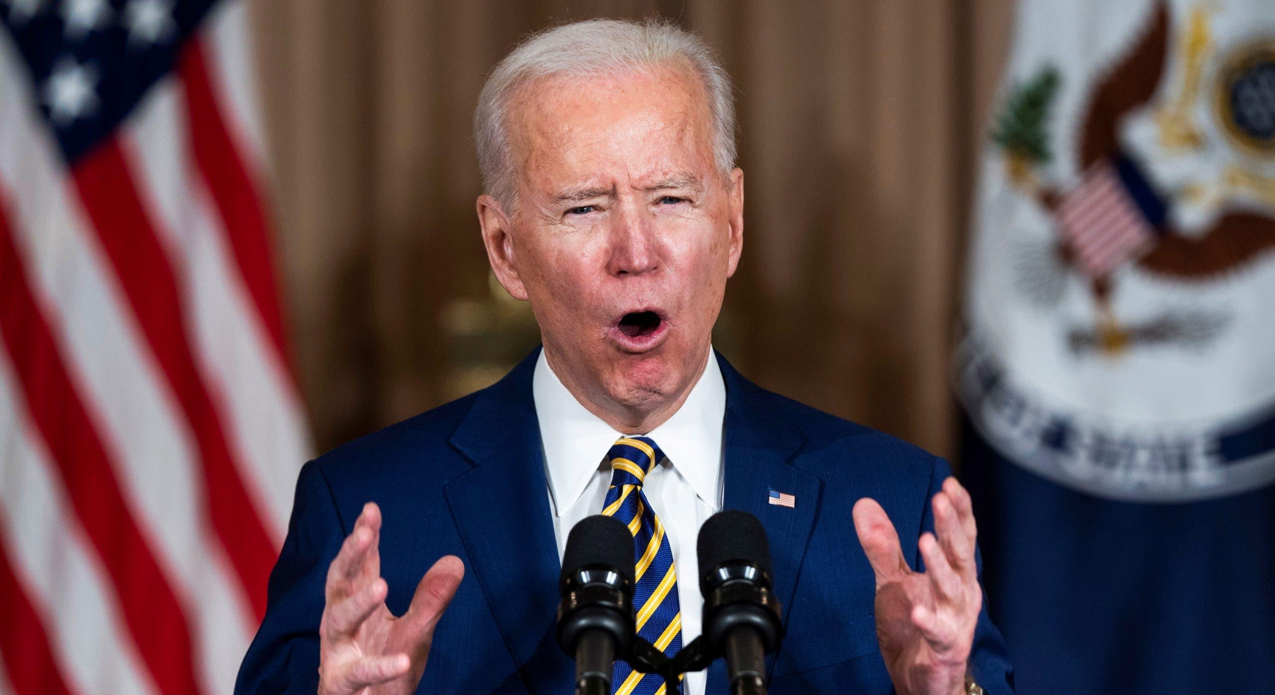 Biden anuncia un aumento del cupo anual de refugiados en EEUU hasta 125.000