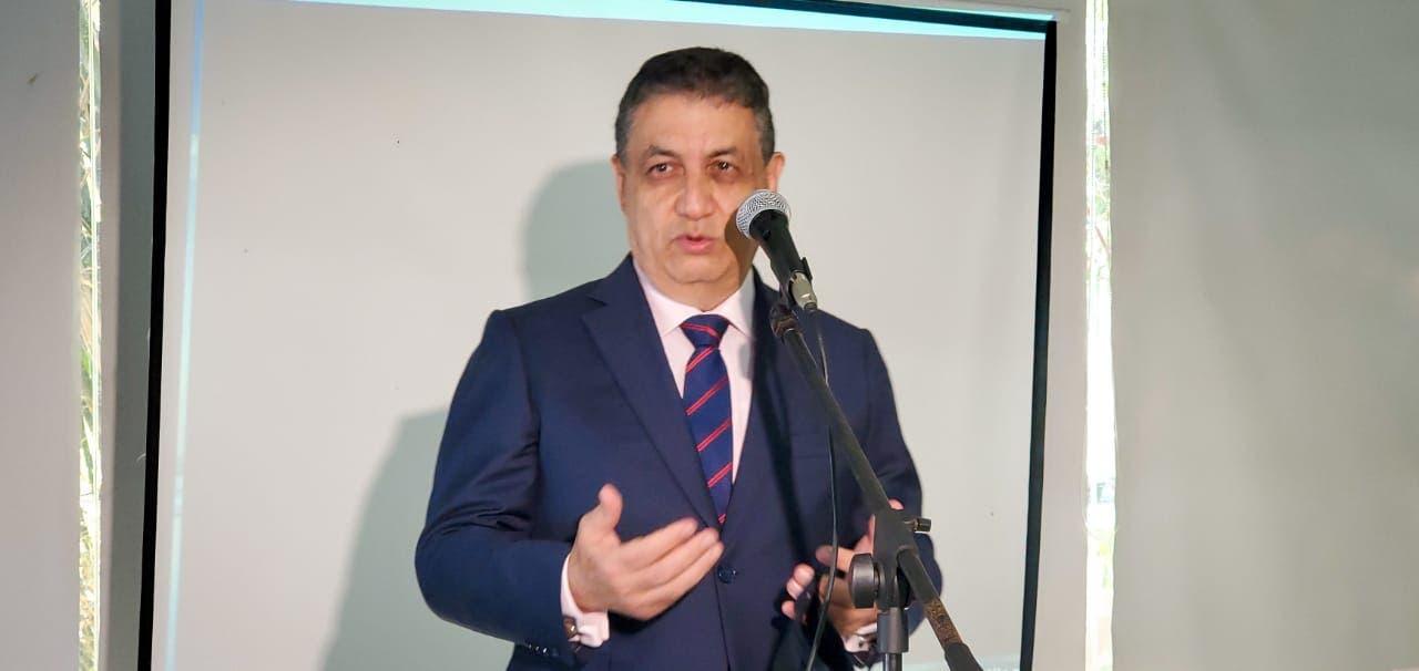 Gustavo Sánchez anuncia aspiraciones a miembro del Comité Político del PLD