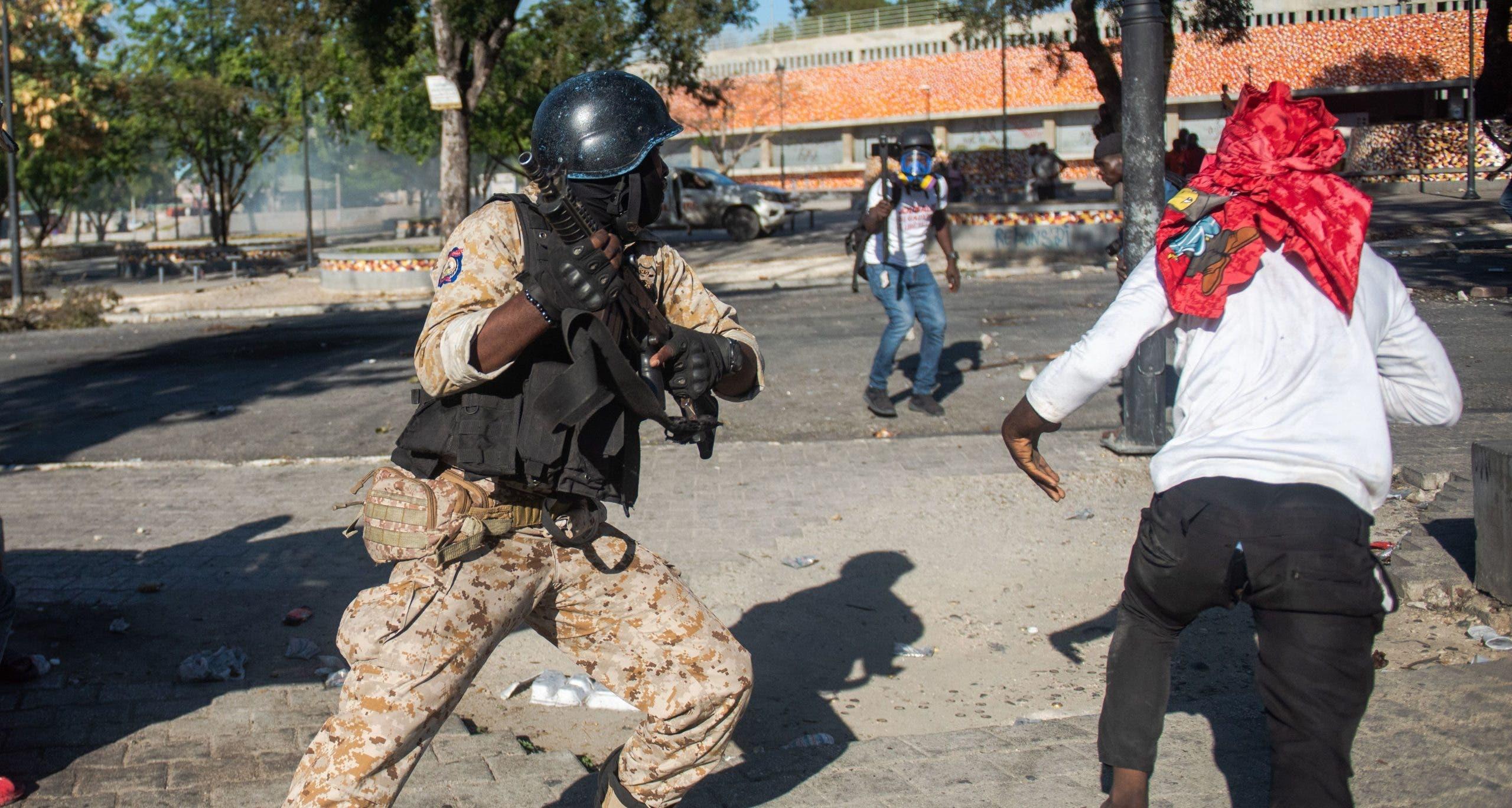 El Senado de Haití condena las intentonas golpistas y la represión policial
