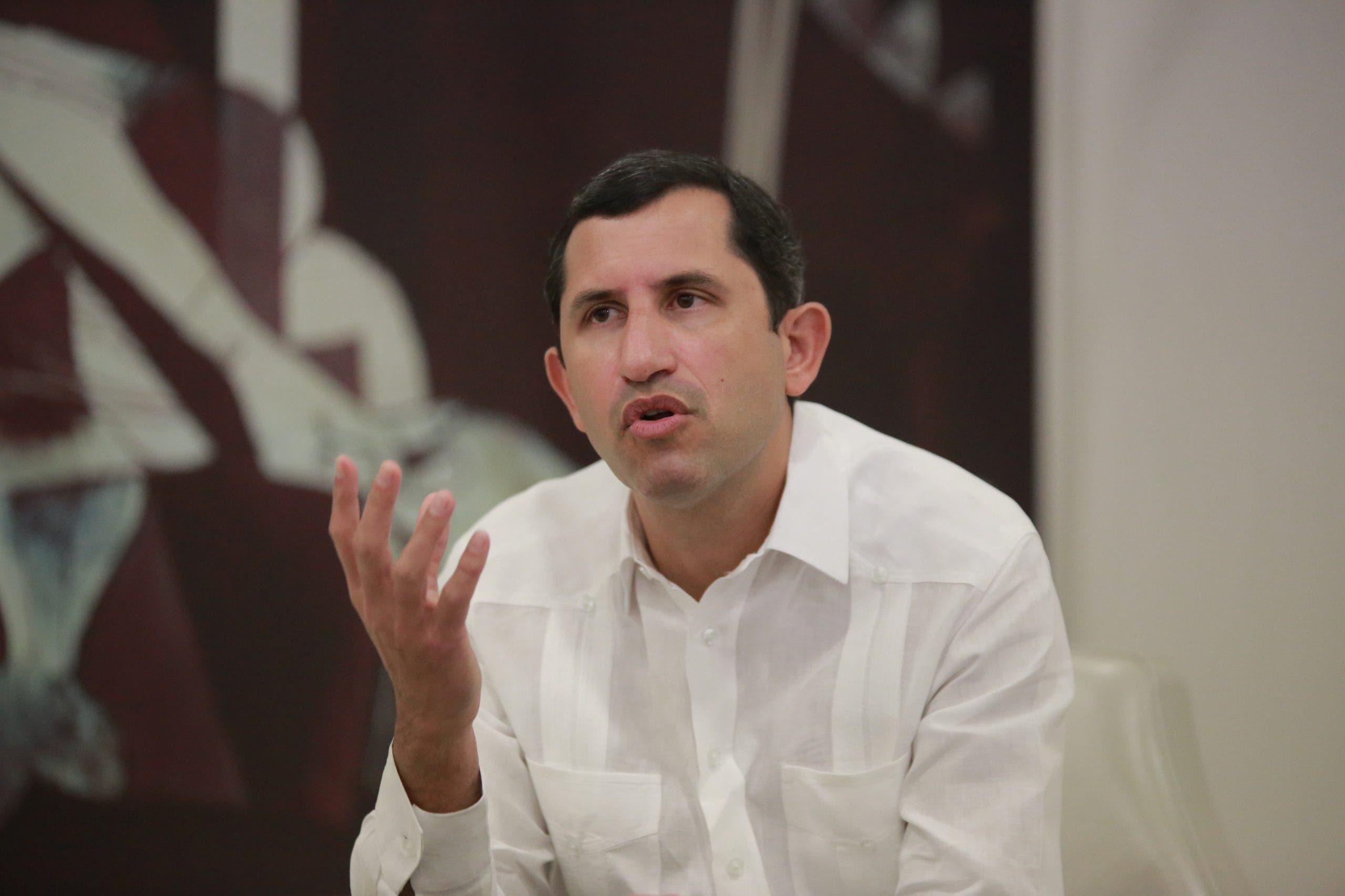 Roberto Herrera favorece línea de interconexión de energía entre República Dominicana y Haití