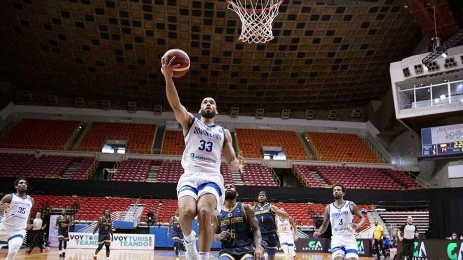 República Dominicana derrota a Islas Vírgenes y Clasifica a FIBA AmeriCup 2022