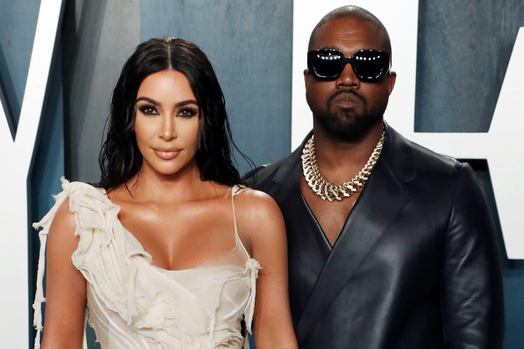 Kim Kardashian pide el divorcio a Kanye West tras 6 años de matrimonio