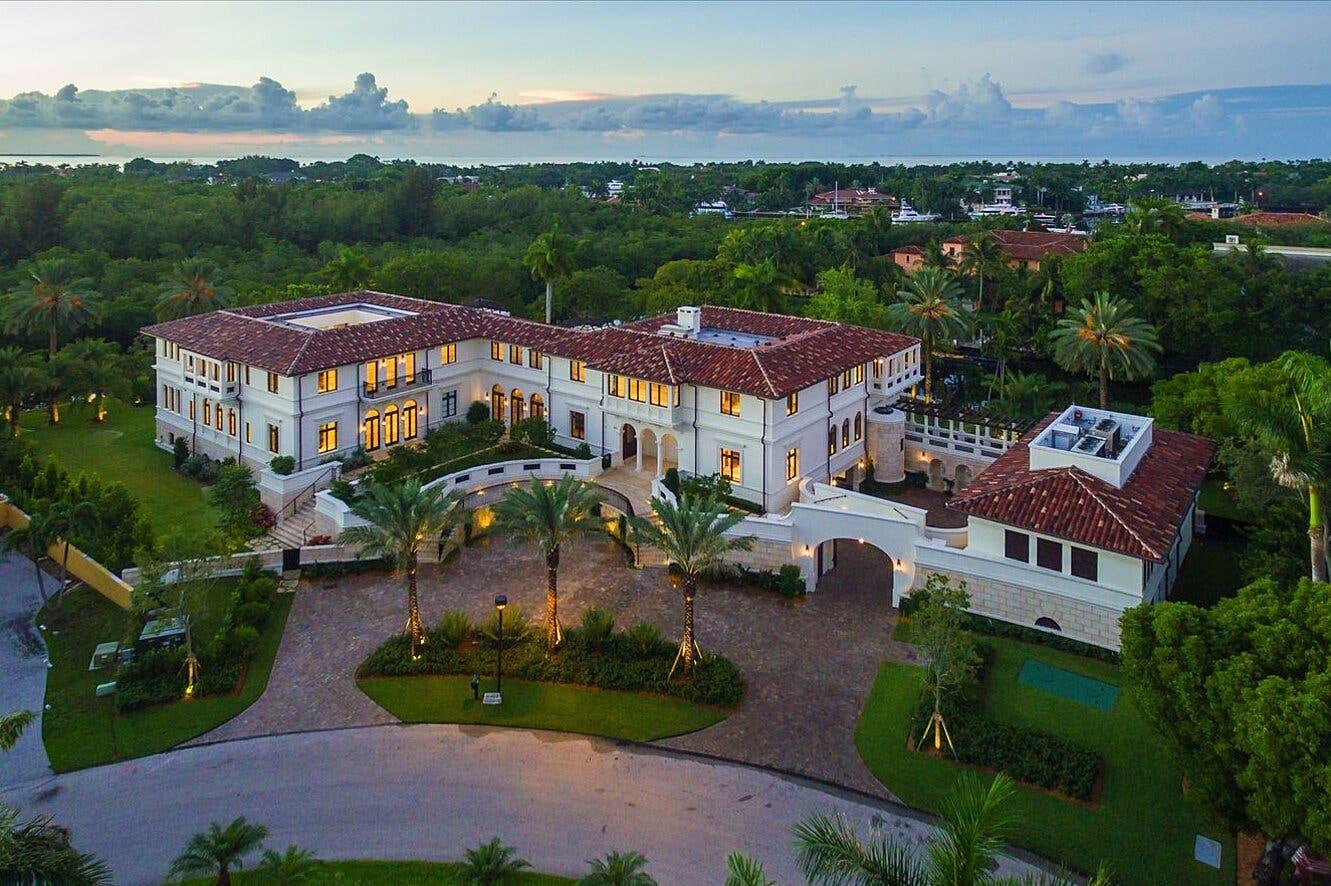 Marc Anthony pone a la venta  mansión por 27 millones de dólares