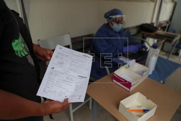 El voto en casa marca un nuevo paso para las elecciones generales de Ecuador