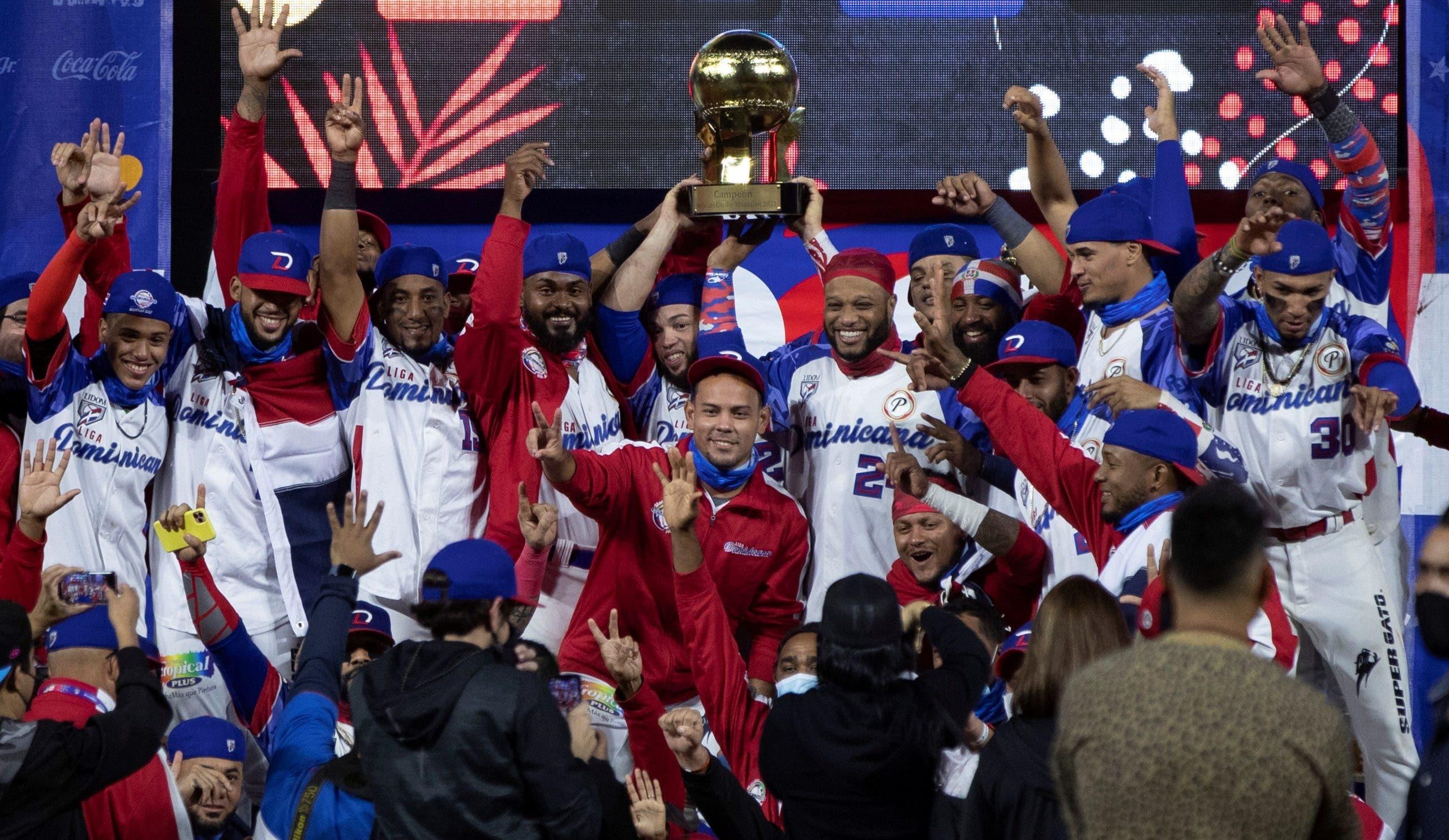 Dominicana supera a Puerto Rico y gana la Serie del Caribe