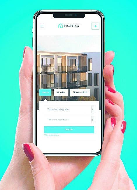 Plataforma para el área inmobiliaria
