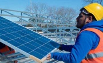 Ministerio apoya la eficiencia en las energías renovables