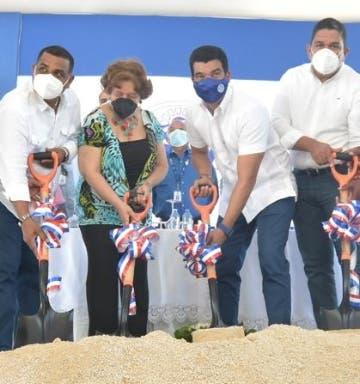 El INAPA inicia rehabilitación planta residual