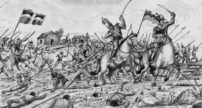 La batalla del 19 de marzo certificó la permanencia de República Dominicana como Estado soberano
