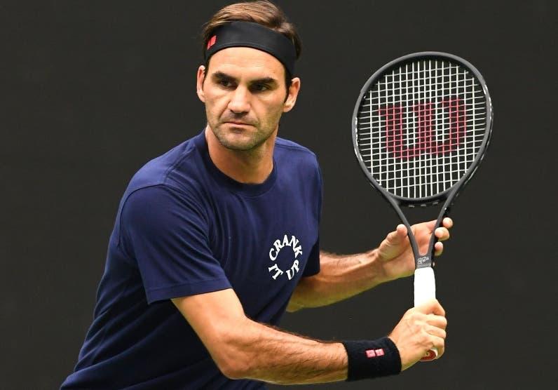 Federer pierde ante Andújar al reaparecer en Ginebra