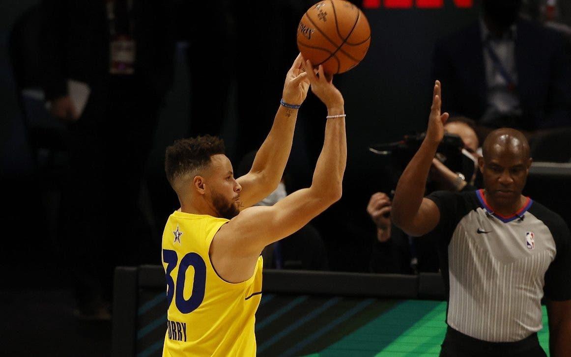 Stephen Curry, francotirador por excelencia NBA
